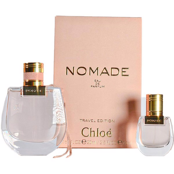 Gift Set Chloe Nomade 2pcs ( EDP 75ml & EDP 20ml )