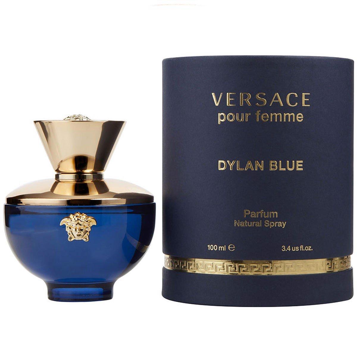 Nước hoa Versace Dylan Blue Pour Femme Eau de Parfum | namperfume