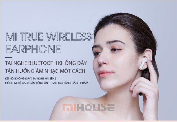 Tai nghe Xiaomi True Wireless Earphone