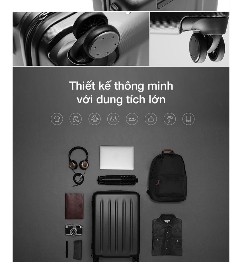 Vali Du Lịch Xiaomi 90 Point Luggage / 90 Point Luggage 20