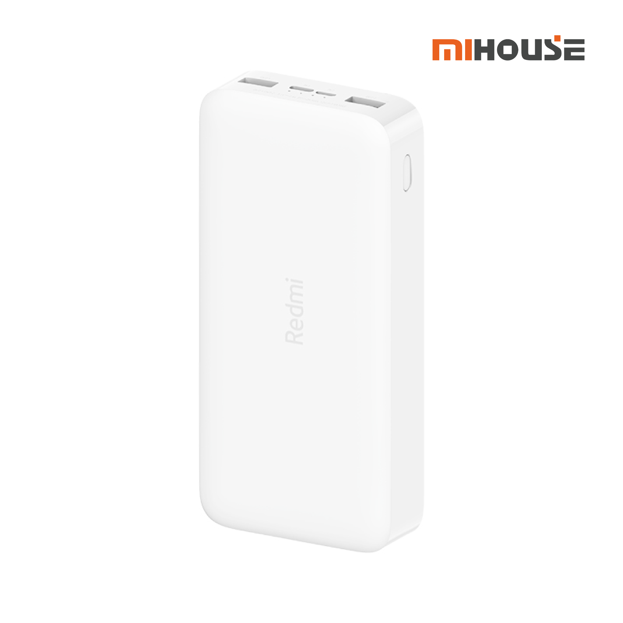 Sạc Dự Phòng Redmi Power Bank 20000Mah Quick Charge Version