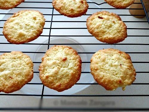 [Chế biến] - Bánh quy dừa