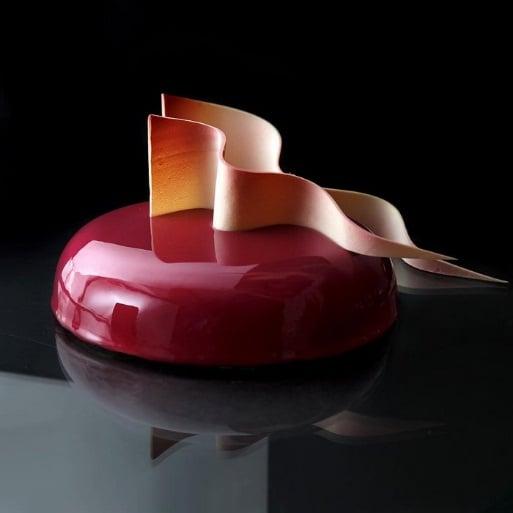 Bộ sưu tập bánh ngọt kỳ thú lấy cảm hứng từ bộ môn hình học - Ảnh 6.