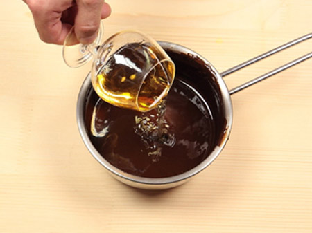 Ngon lạ Panna Cotta cà phê kem - 7