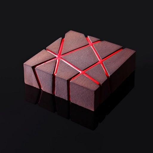 Bộ sưu tập bánh ngọt kỳ thú lấy cảm hứng từ bộ môn hình học - Ảnh 1.