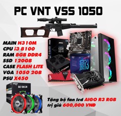 PC GAMING VNT VSS 1050