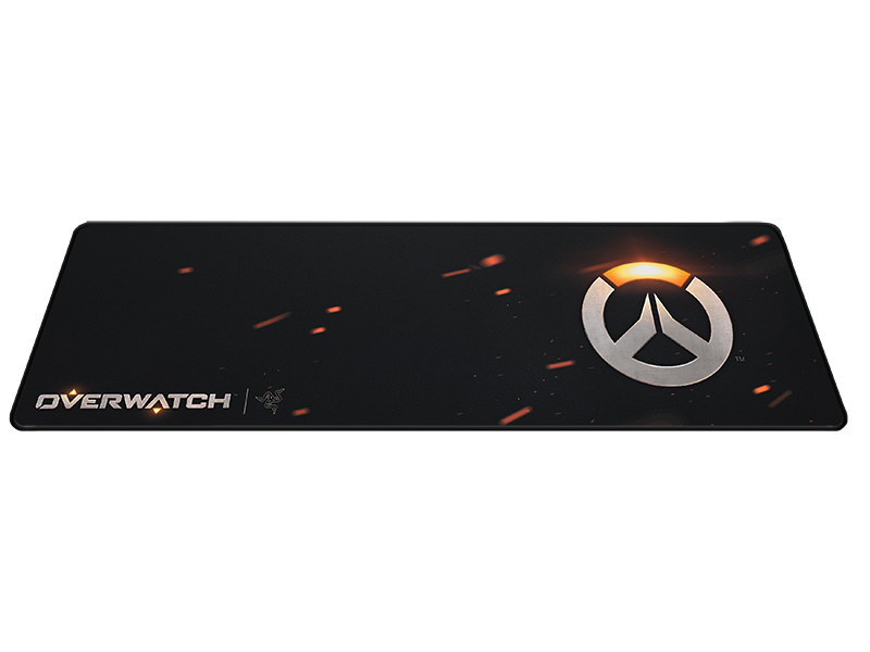 Overwatch Razer Goliathus - Soft Gaming Mouse Mat - Extended - Speed