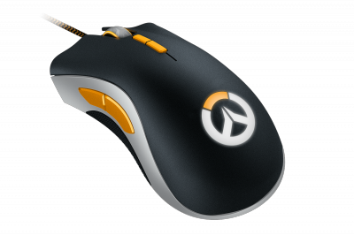 Chuột Overwatch Razer DeathAdder Elite Multi-color Ergonomic Gaming Mouse