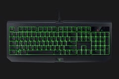 Bàn phím Razer BlackWidow Ultimate Mechanical Gaming Keyboard US Layout (GREEN SWITCH)