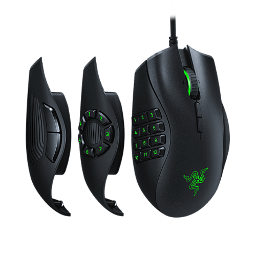 Chuột Razer Naga Trinity Multi-color Wired MMO Gaming Mouse