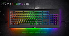 Bàn phím Razer Cynosa Chroma Multi-color Membrane Gaming Keyboard