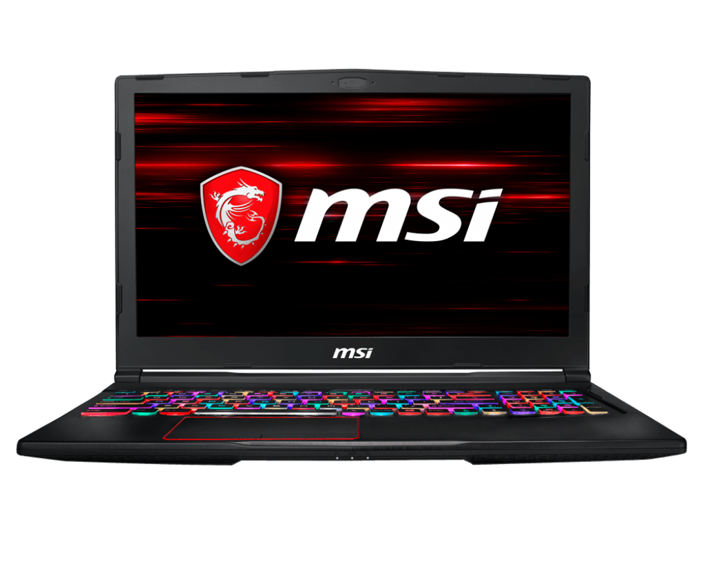Laptop MSI GE63 8RE-410VN