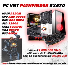 PC GAMING VNT PATHFINDER RX570