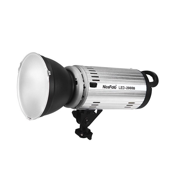 Đèn Nicefoto Led 2000B video light 5500k