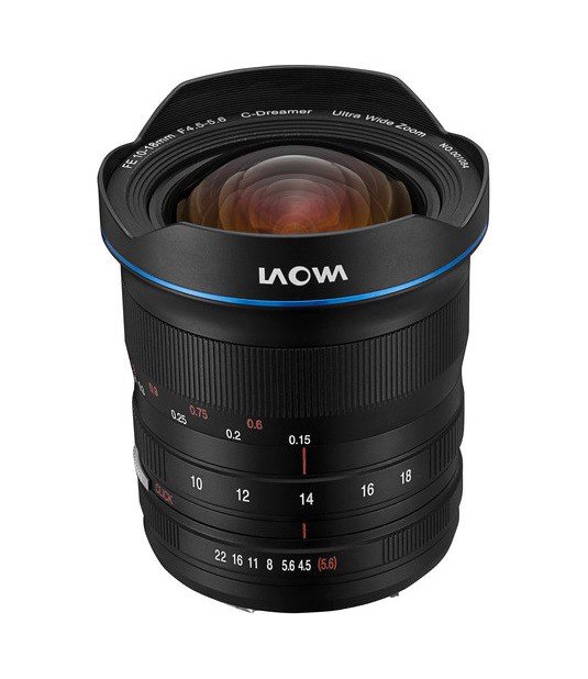 Laowa 10-18mm F4.5-5.6 for Sony FE
