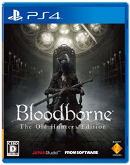 Game PS4 Bloodborne The Old Hunters Edition