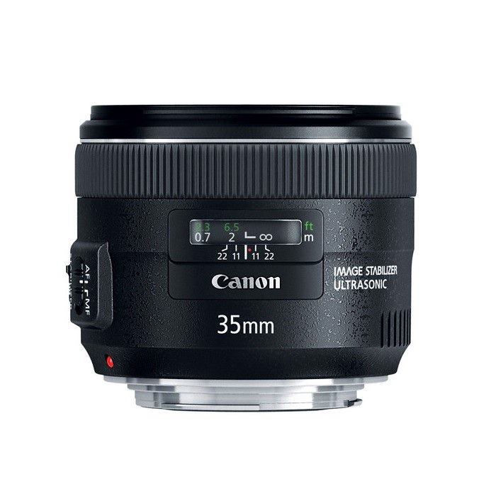 Canon EF 35mm F2 IS USM ( LBM )