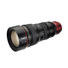 Canon CN-E 14.5-60mm T2.6 L SP Cinema Zoom Lens