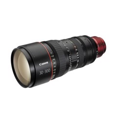 Canon CN-E 30-300mm T2.95-3.7 L S Cinema Zoom Lens
