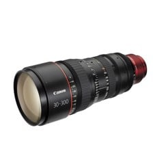 Canon CN-E 30-300mm T2.95-3.7 L SP Cinema Zoom Lens