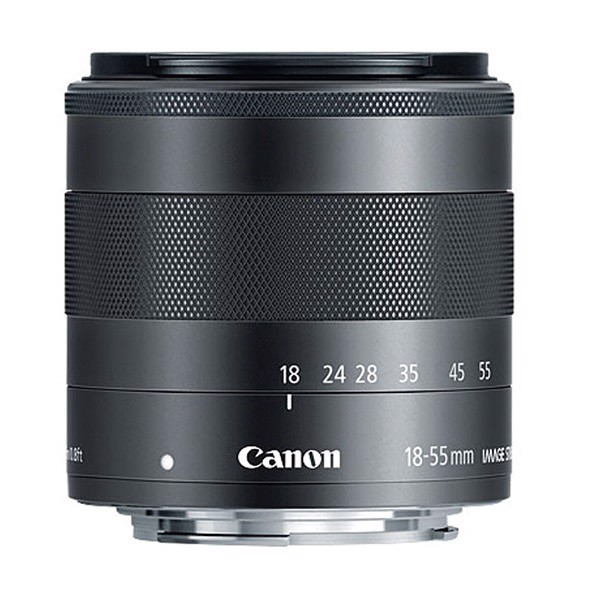 Canon EF-M 18-55mm f/3.5-5.6 IS STM (LBM)