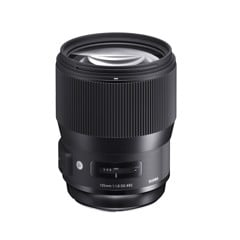 Sigma 135mm f1.8 Art for Canon