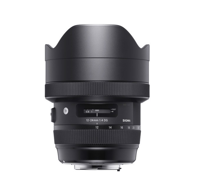 Sigma 12-24mm F4 DG HSM Art for Nikon