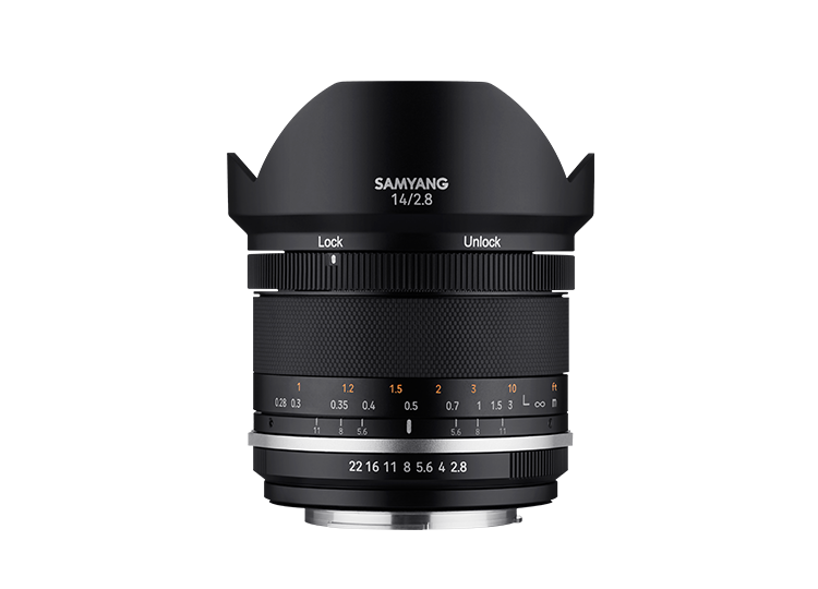 Samyang MF 14mm F2.8 Mark II
