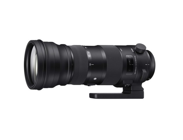 Sigma 150-600mm F5-6.3 DG OS HSM Sport for Nikon/Canon