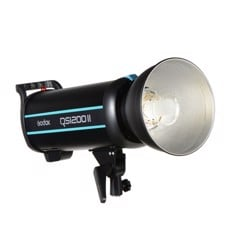 Đèn Flash Studio Godox QS1200II