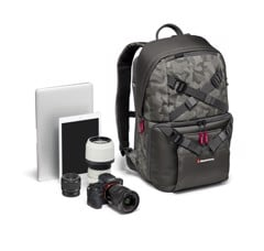 Balo Manfrotto Noreg camera backpack 30 for DSLR/CSC