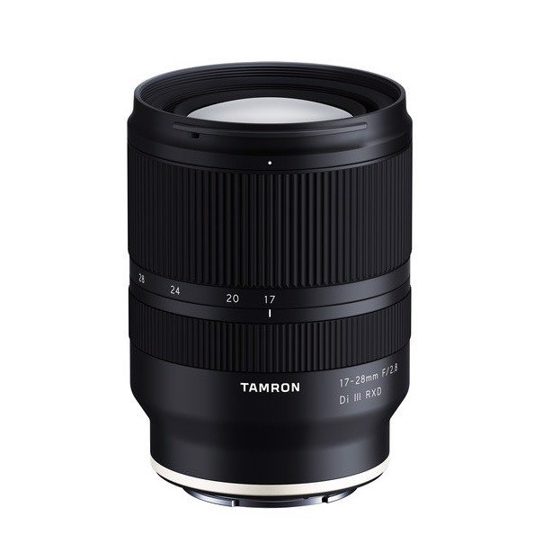 Tamron 17-28mm F2.8 for Sony E