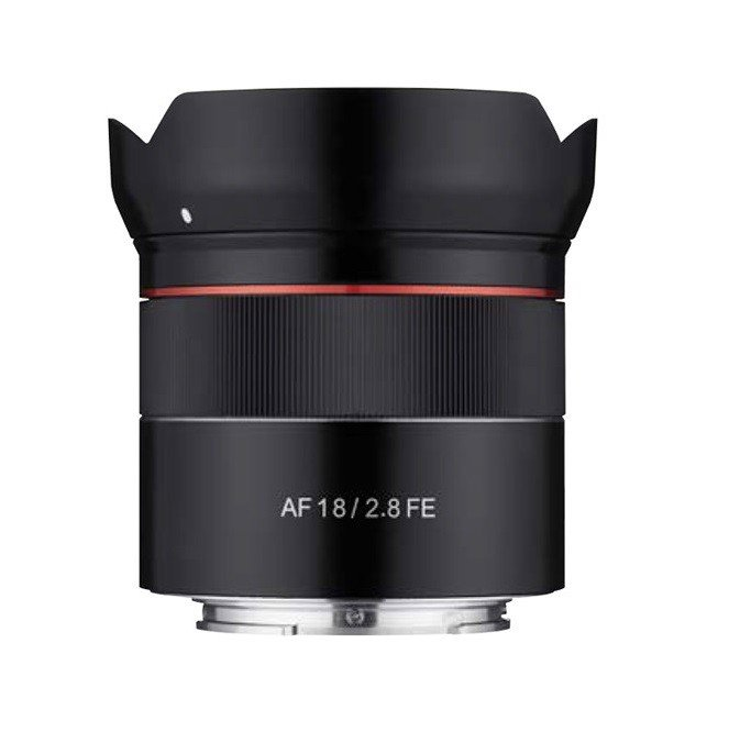 Samyang AF 18mm F2.8 for Sony E