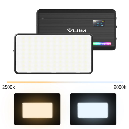 Đèn Led VIJIM VL196 RGB Fill Light