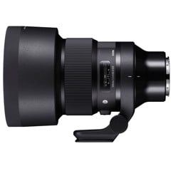 Sigma 105/1.4 DG HSM (A) for L-mount