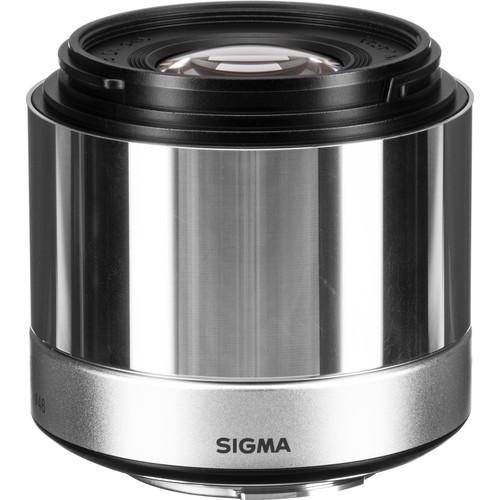 Sigma 60/2.8 EX DN (Silver) for Micro four thirds