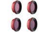 PGYTECH Pro Lens ND-PL Filter Kit 8/16/32/64