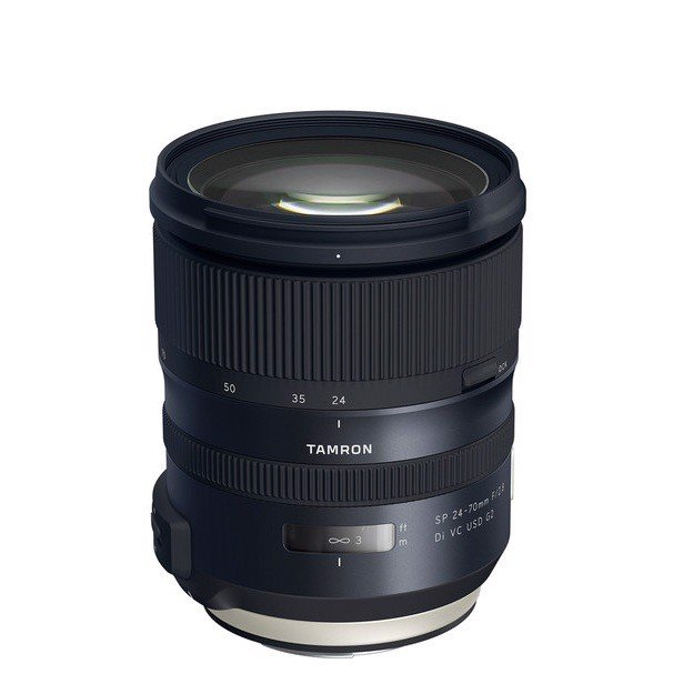 Tamron 24-70mm f2.8 Di VC USD G2 for Canon