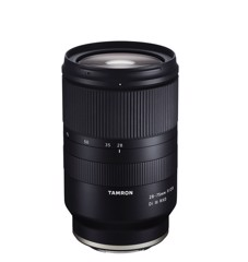 Tamron 28-75mm f2.8 for Sony E