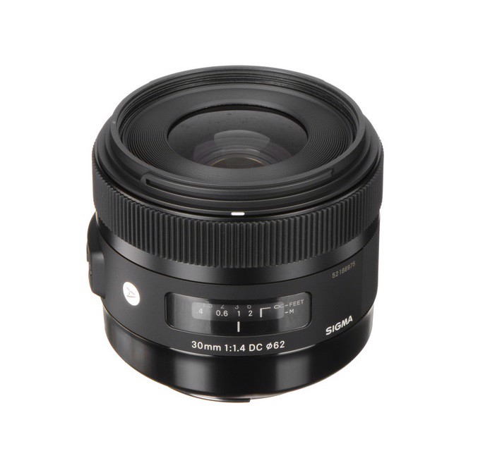 Sigma 30mm F1.4 Art for Sony A Mount