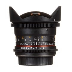 Samyang 12mm T3.1 VDSLR Fisheye