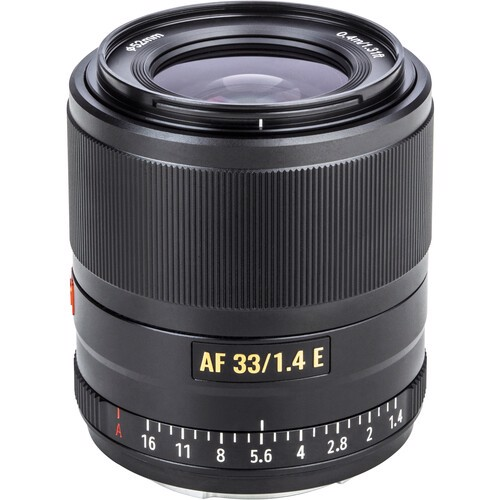 Viltrox AF 33mm F1.4 for Sony