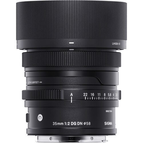 Sigma 35mm F2 DG DN Contemporary for L-Mount