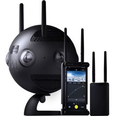 Insta360 Pro II Spherical VR 360 8K with FarSight Monitoring