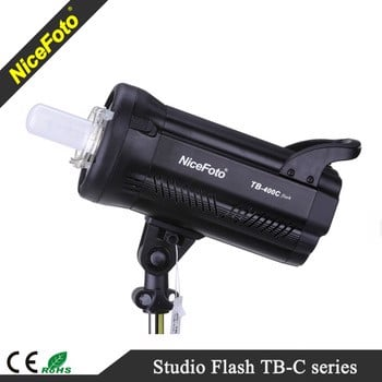 Đèn Flash Studio Nicefoto TB300C