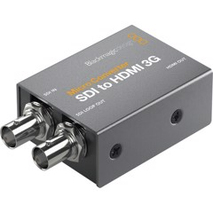 Blackmagic Micro Converter SDI to HDMI 3G (with Power Supply)