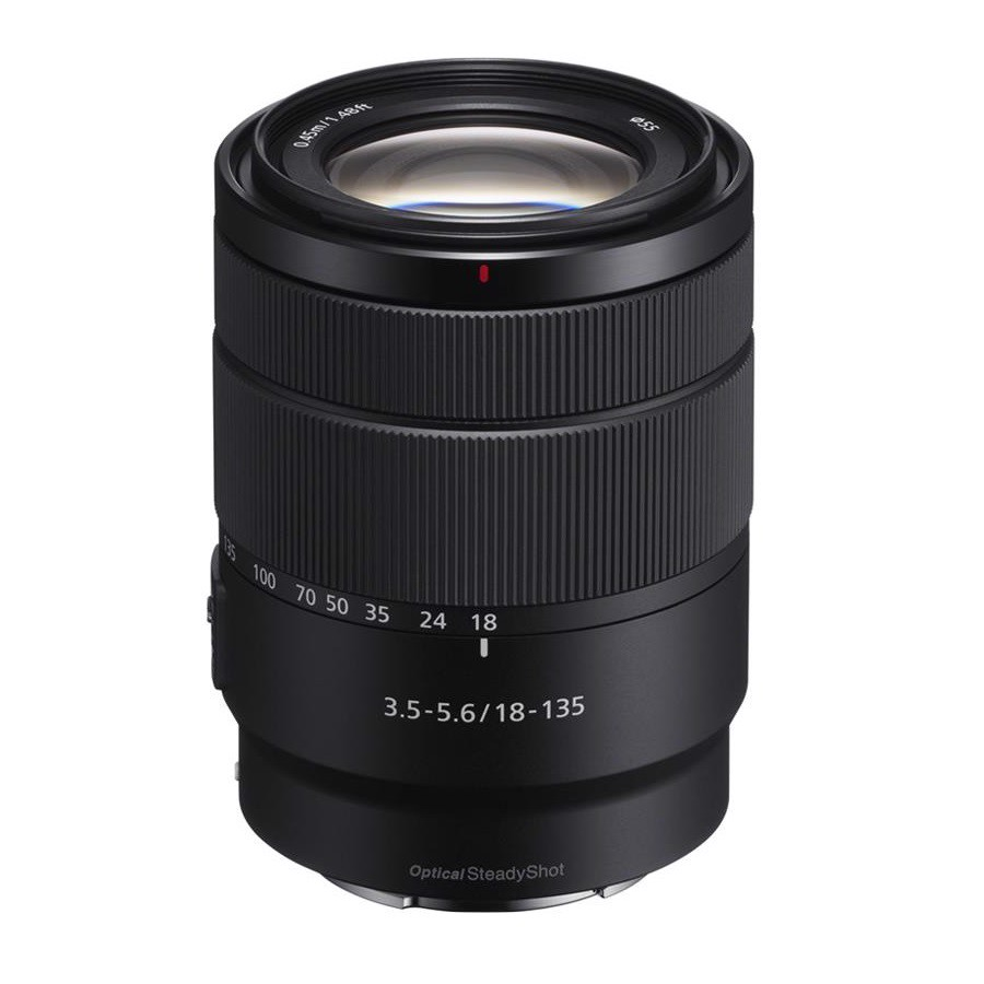 Sony E 18-135mm F/3.5-5.6 OSS (SEL18135)
