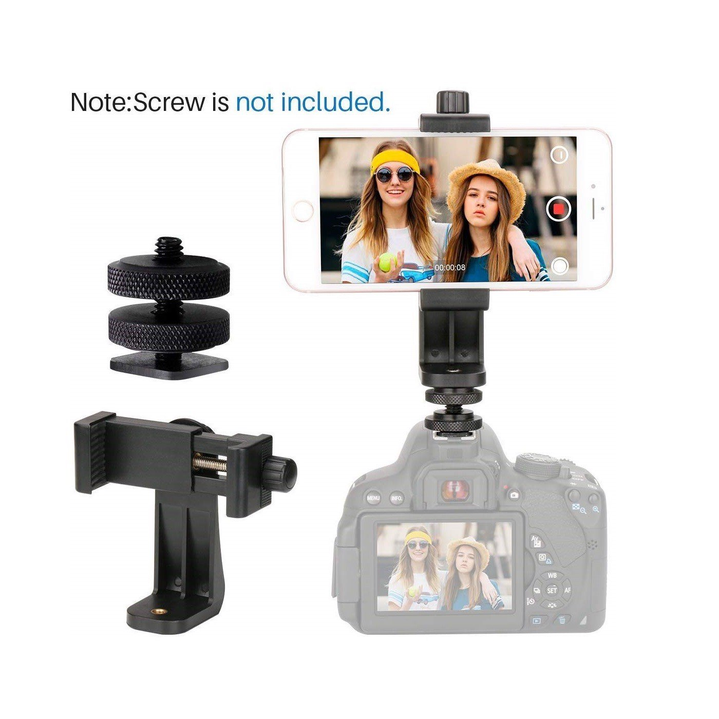 Ulanzi Phone Tripod Mount Adapter