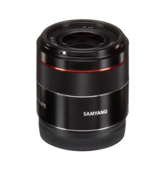 Samyang FE 45mm F1.8 for Sony E