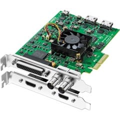 Blackmagic DeckLink Studio 4K Capture & Playback Card